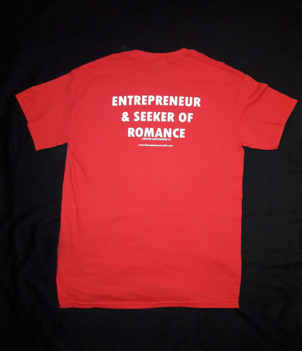 Chester Funemployment Radio Shirt