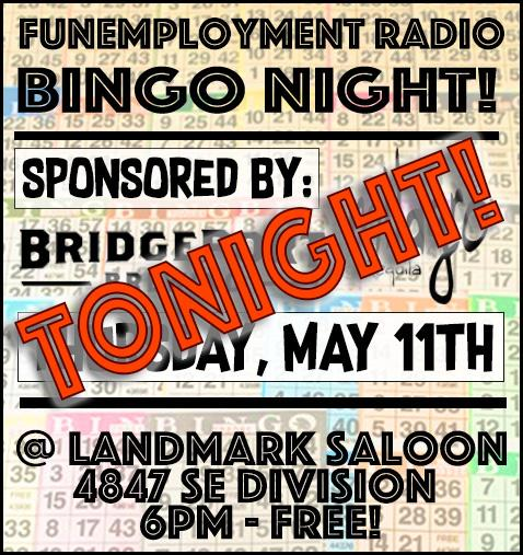 Portland Bingo Night