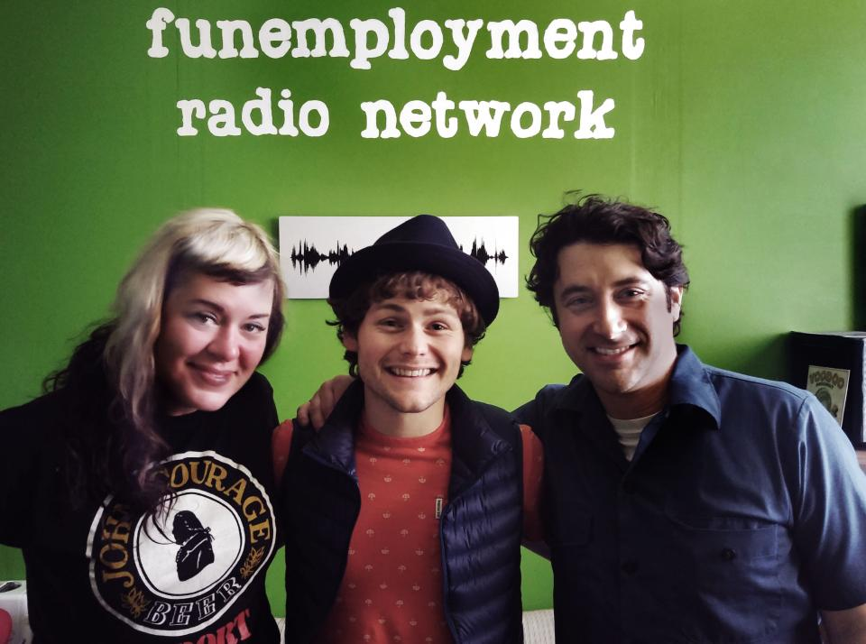 drew lynch, america's got talent, portland, oregon, funemployment radio, helium comedy club, podcast